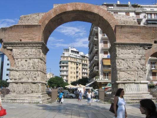 037_Thessaloniki-Triumphbogen-des-Galerius