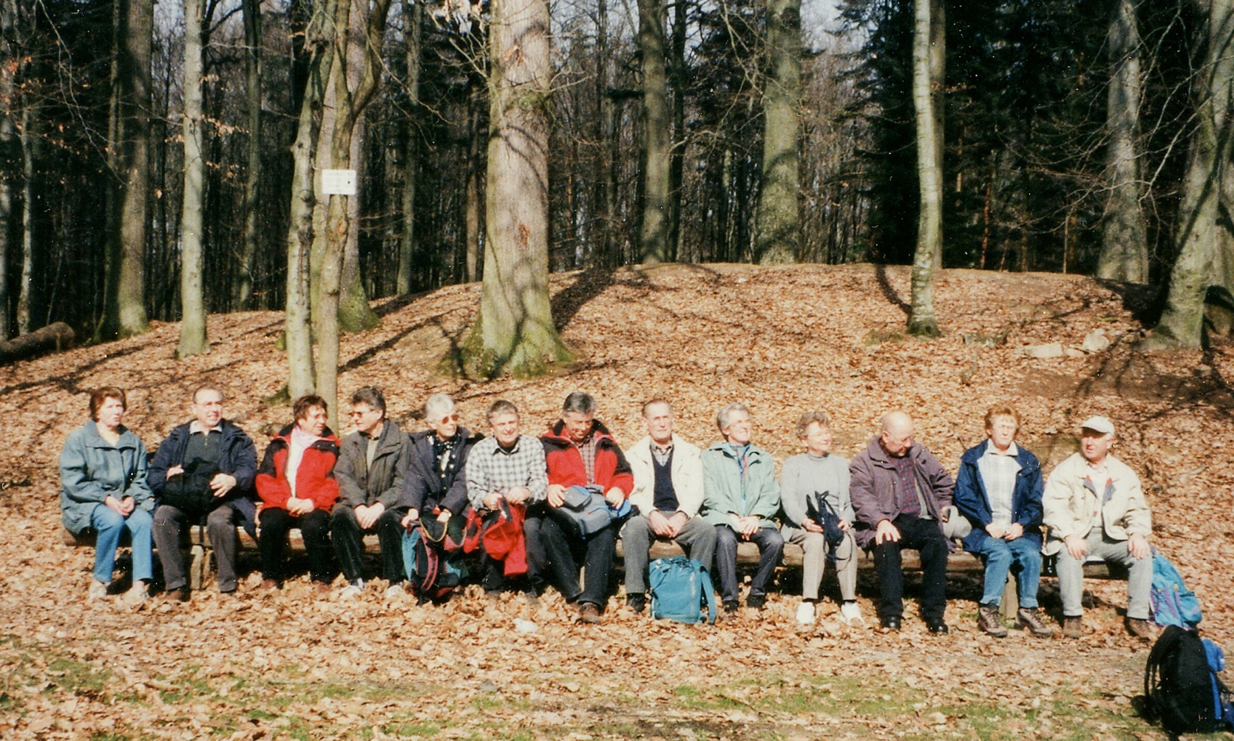 2002_03_06 Stuttgart, Filderwanderung