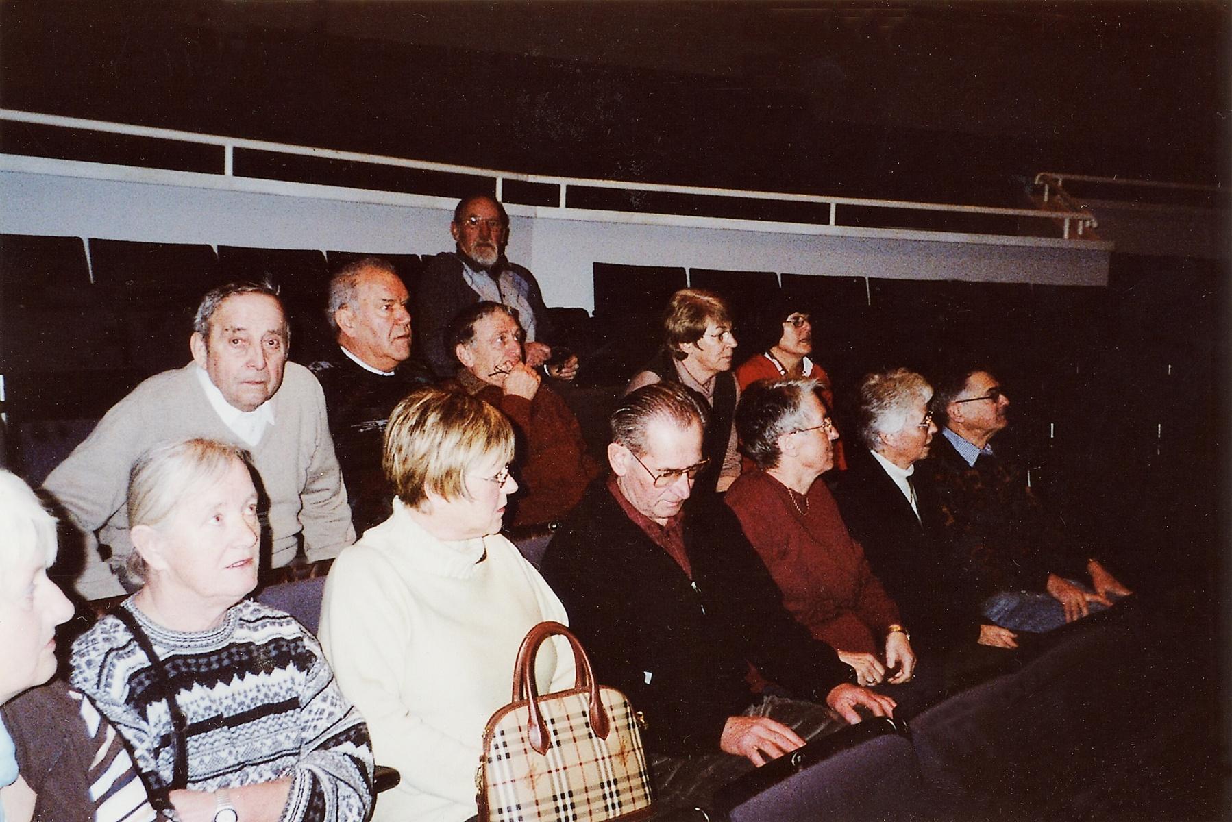 2004_03_03 Pforzheim, Im Theater
