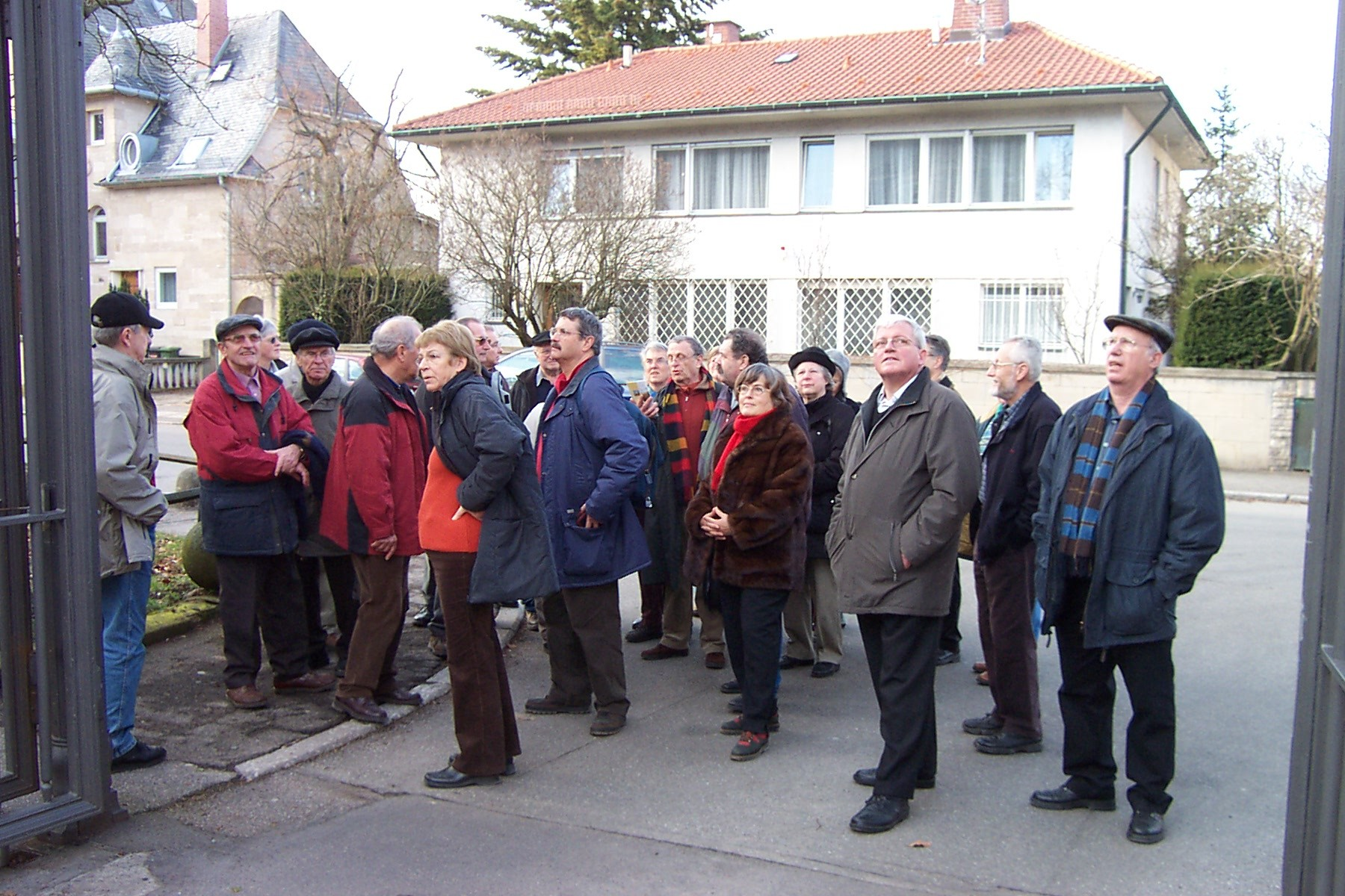 2005_02_09 Stuttgart-Feuerbach, Werksführung bei Robert Bosch