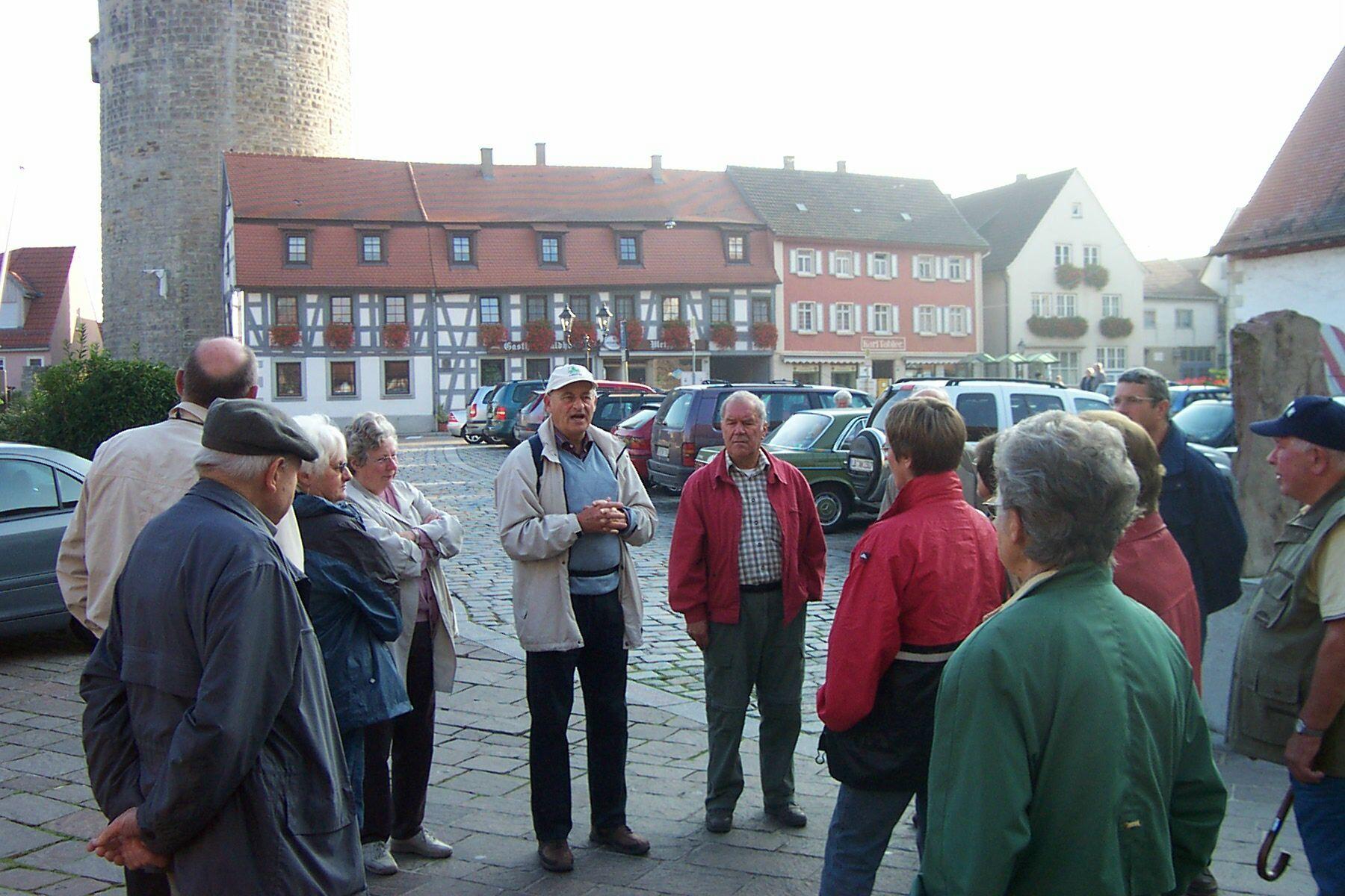 2005_10_12 Besigheim, Stadtführung