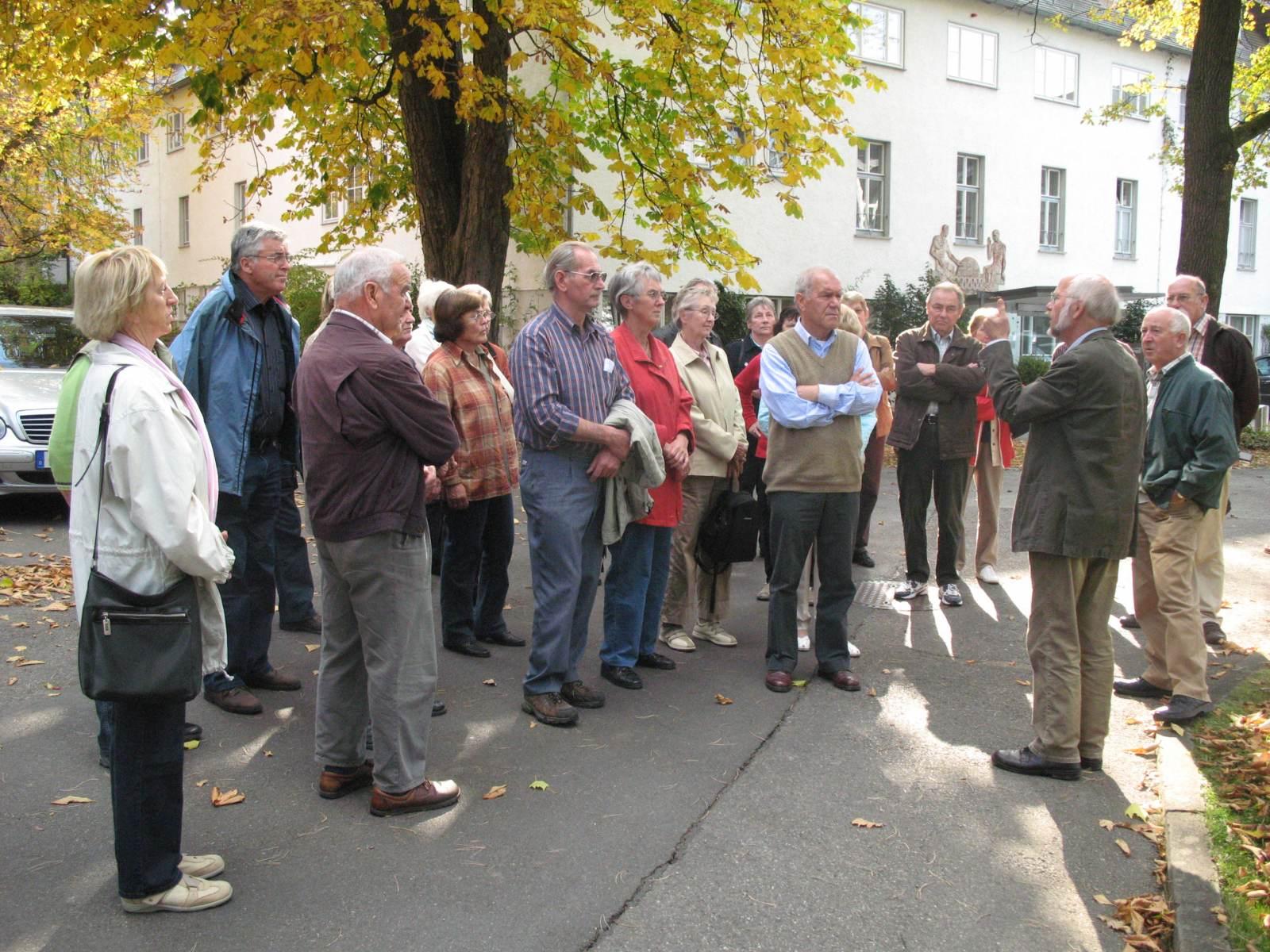 2007_10_17 Kirchheim/Teck, Stadtführung