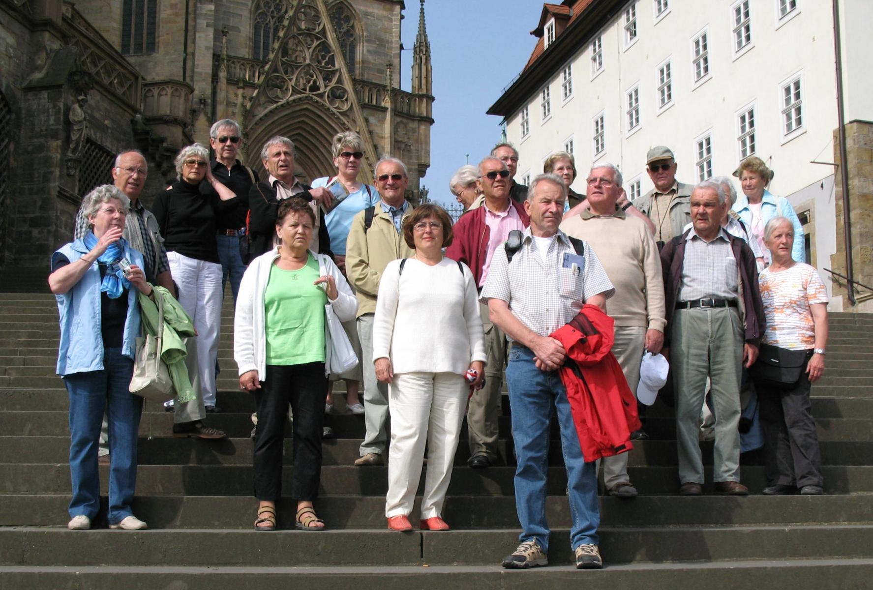 2008_05_28 Jahresausflug nach Thüringen, Erfurt