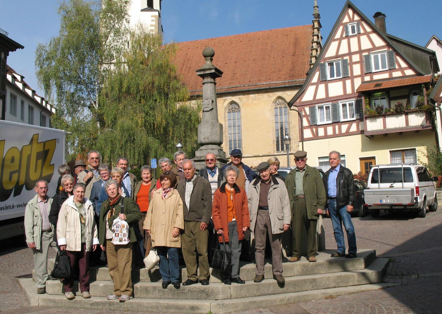 2008_10_08 Waldenbuch, Marktplatz