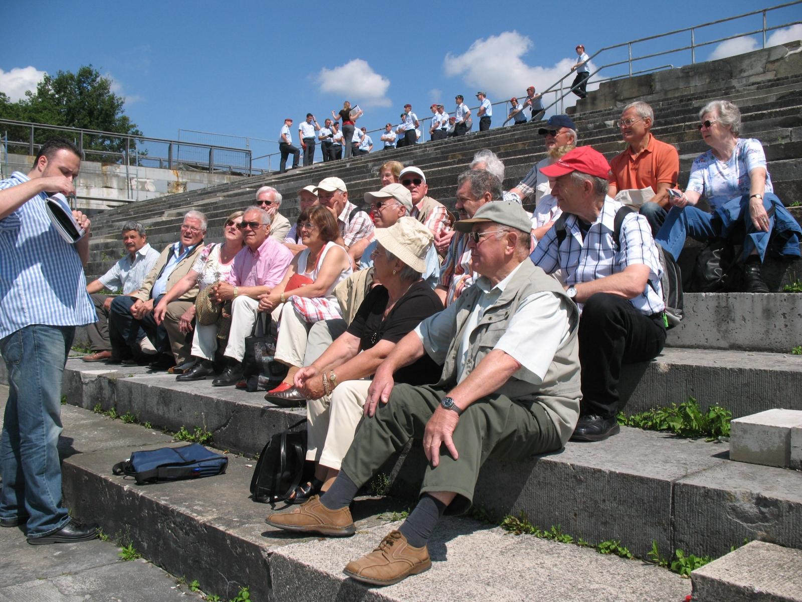 2009_06_17 Jahresausflug nach Nürnberg