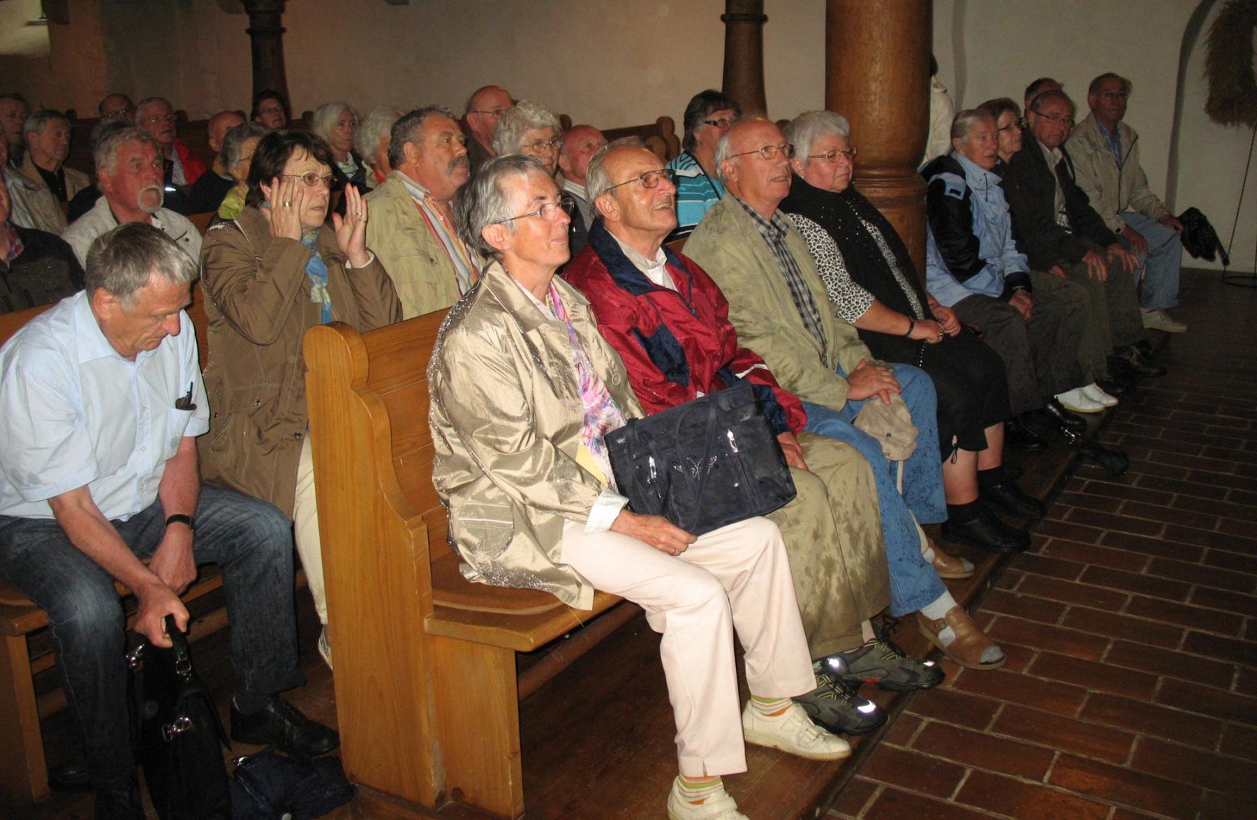 2011_05_12 Uterregenbach, Kirchenbesichtigung