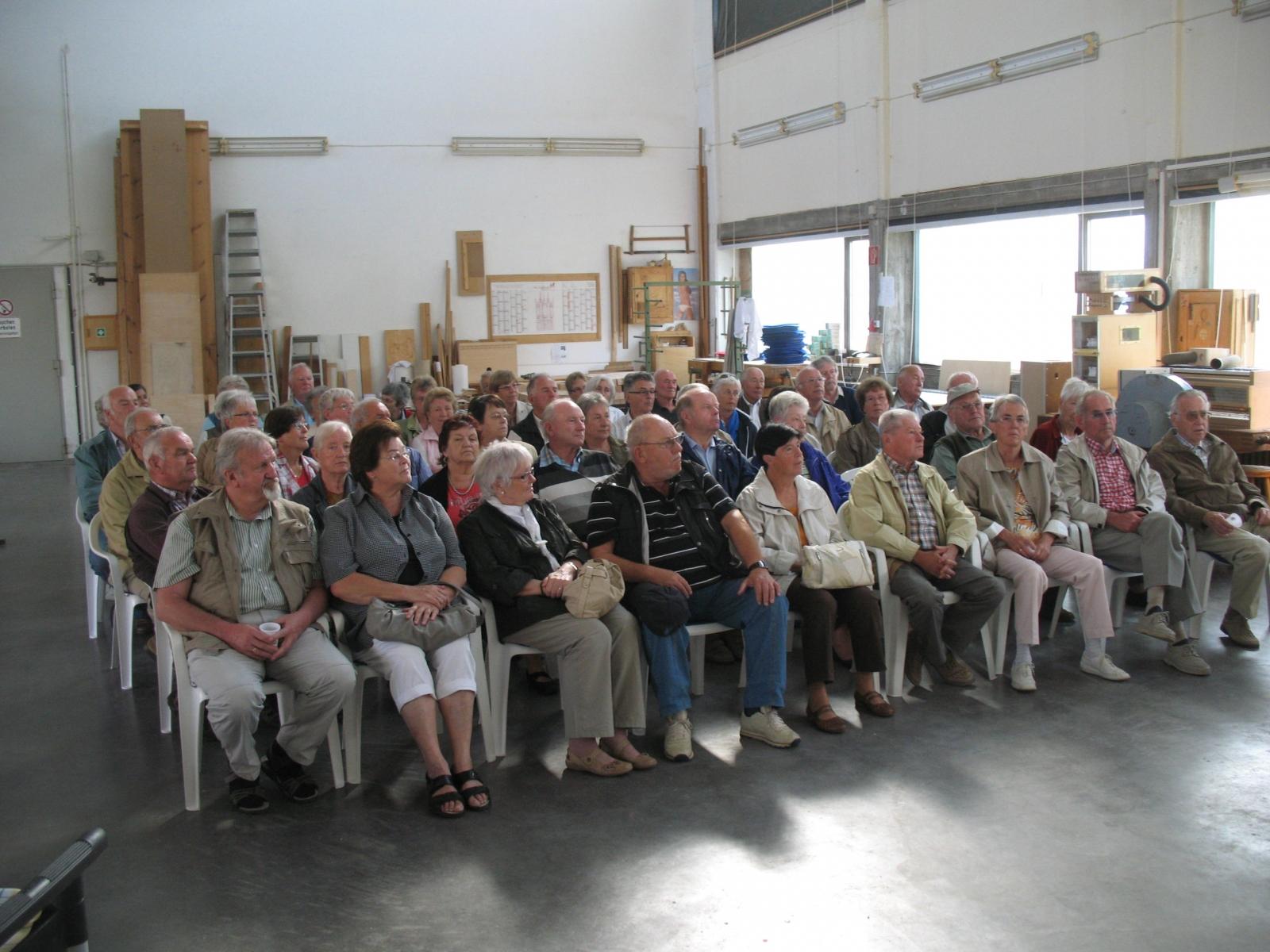 2011_09_14 Weikersheim, Orgelbau Laukhuff