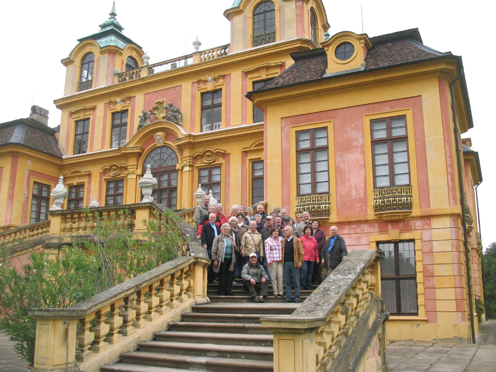2011_10_12 Ludwigsburg, Schloss Favorite