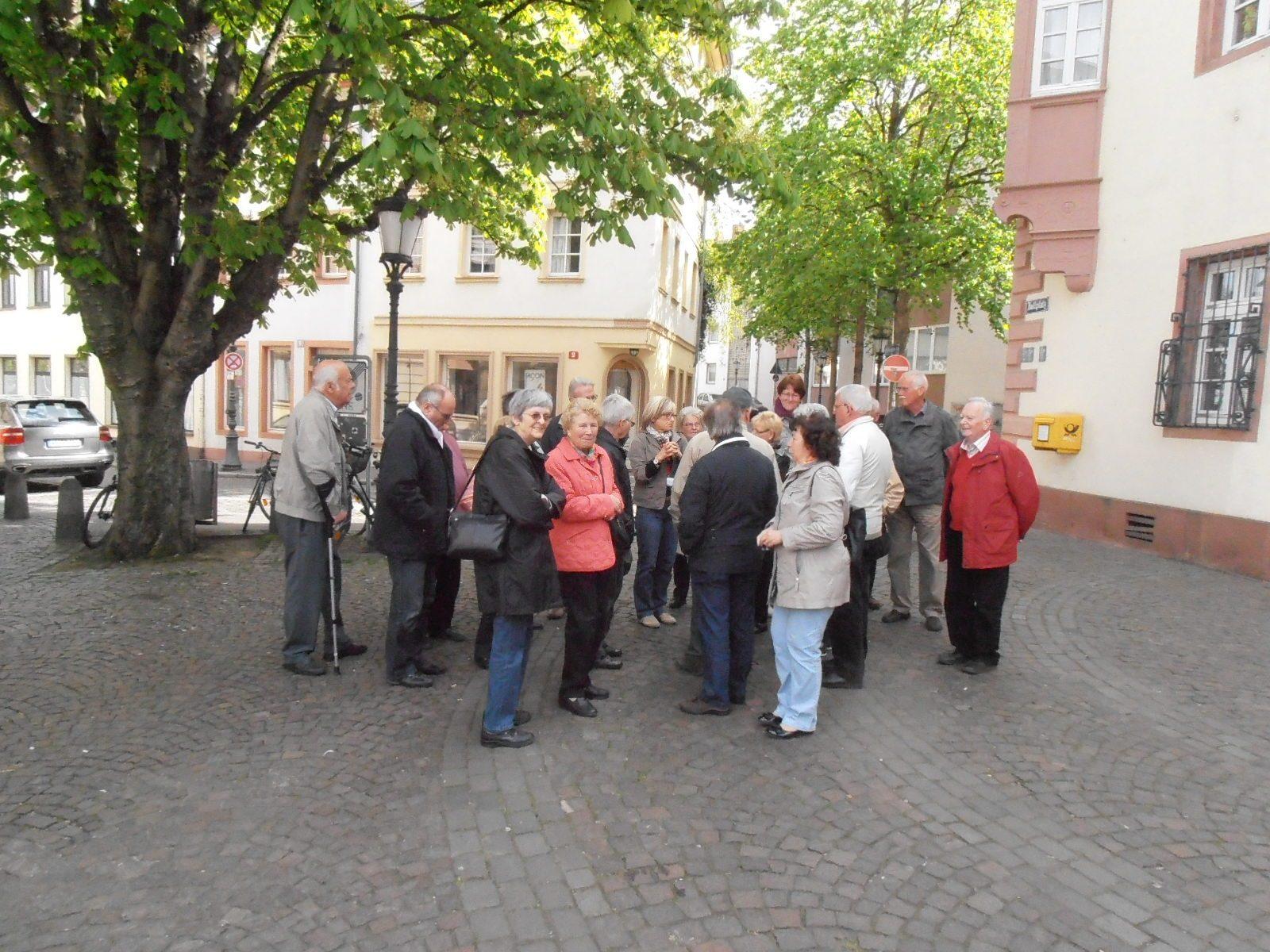Mainz, Stadtführung