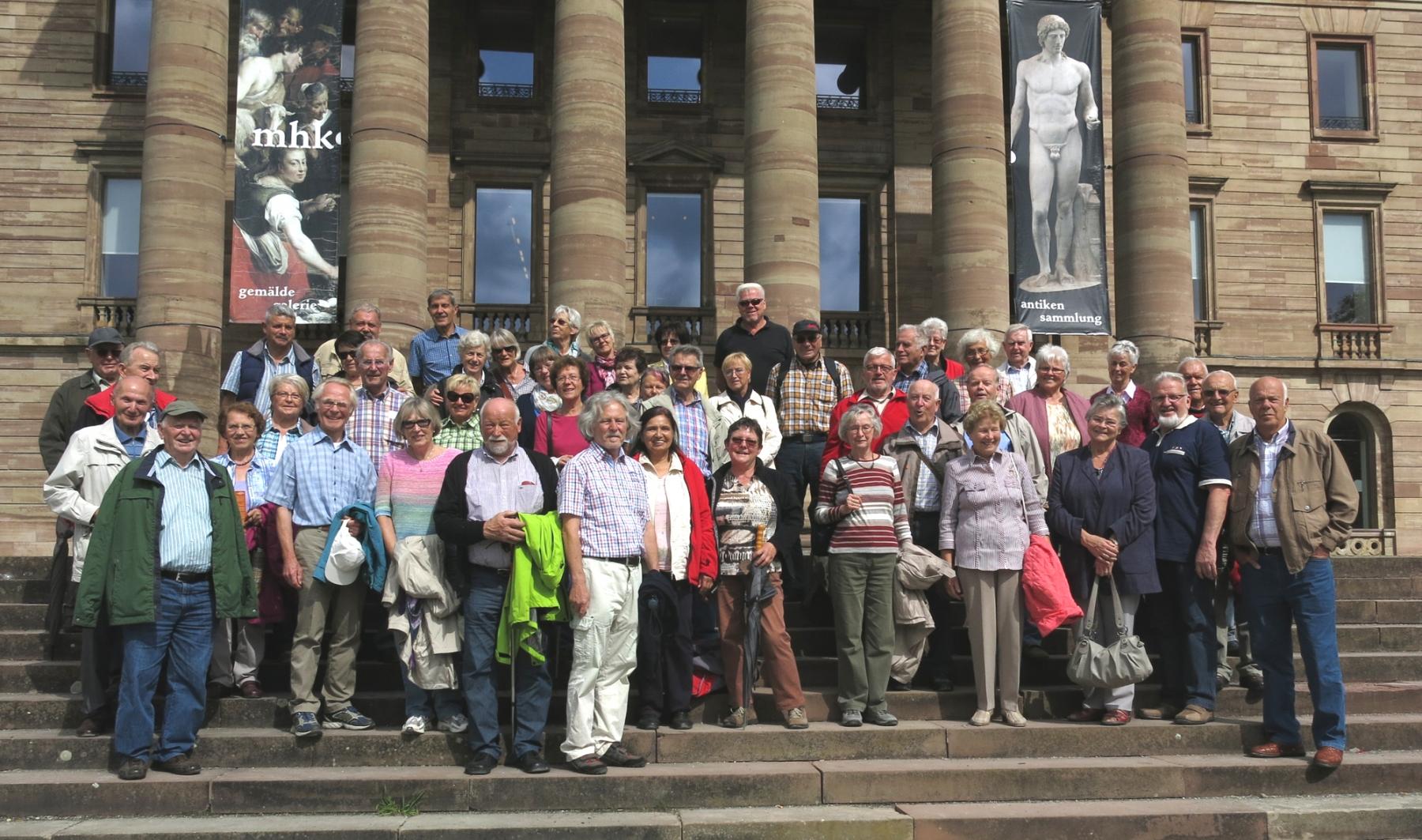 2015_06_24 Jahresausflug, nach Kassel-Wilhelmshöhe