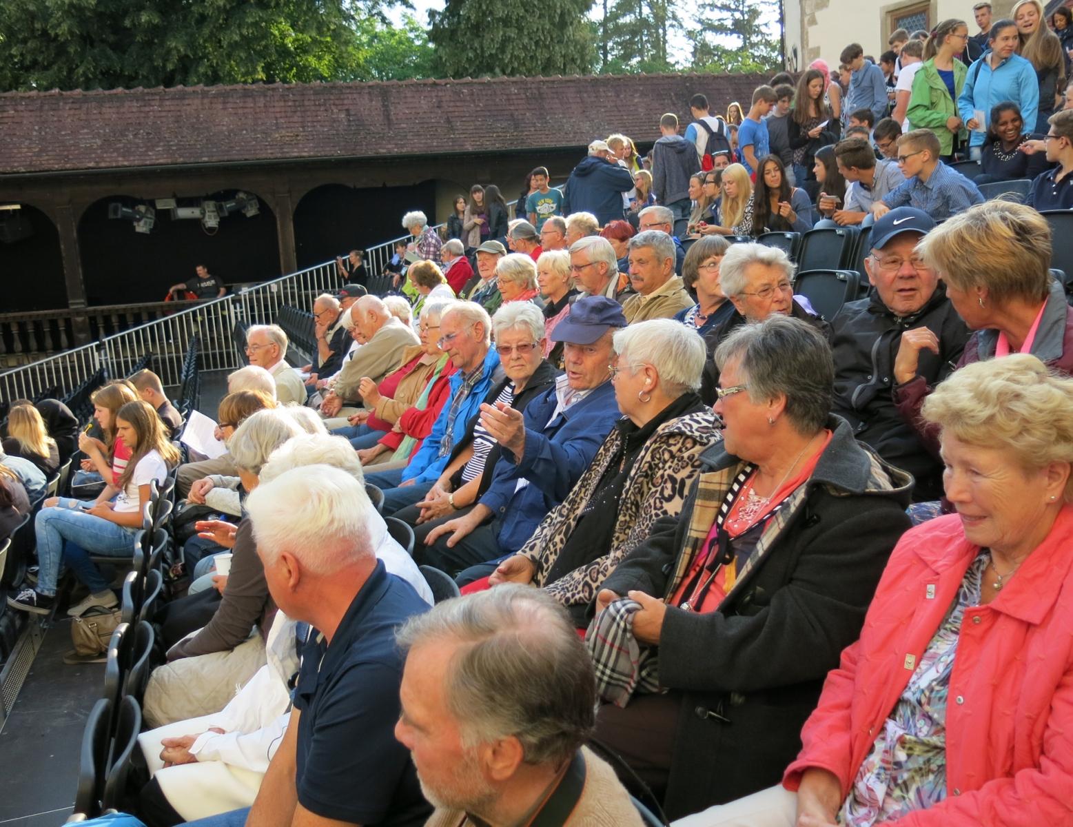 2015_07_08 Jagsthausen, Festspiele