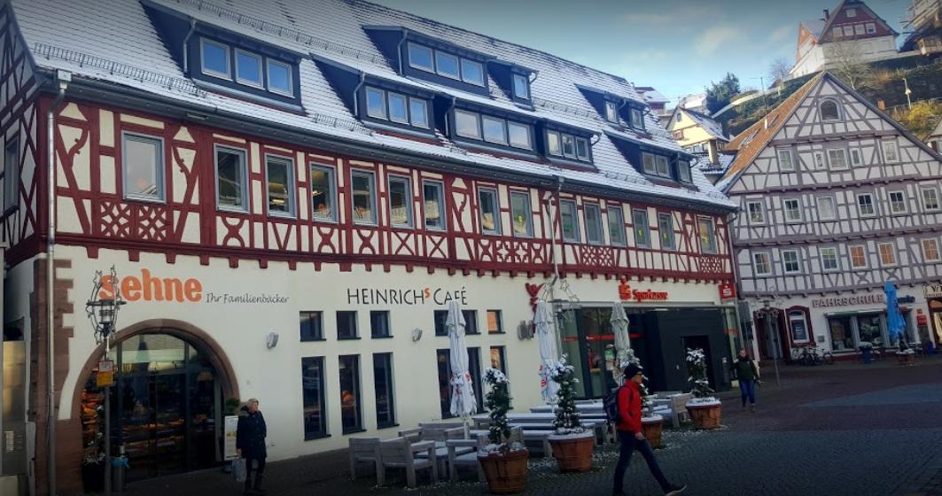 2019_11_15 Calw, Heinrichs Café in Calw