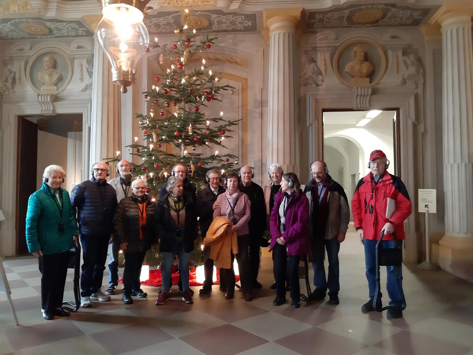 2019_12_11 Bruchsal, Schlossführung