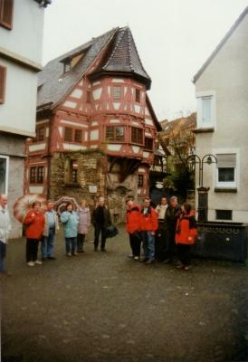 2001_04_25 Stuttgart, Rössleweg1, Fachwerkhaus