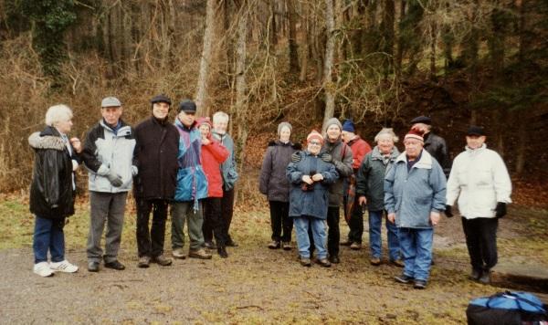 2002_02_20 Großvillars, Auf dem Weg zum Kellerbesen