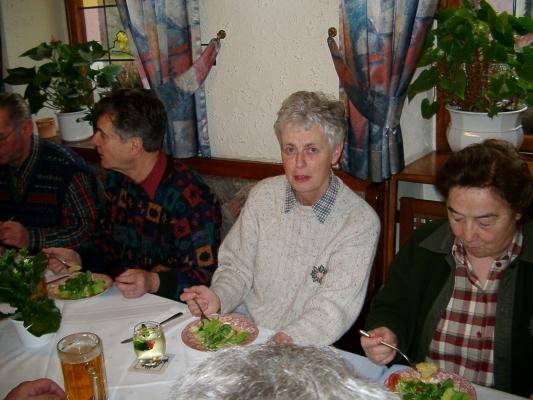 2003_01_29 Wiernsheim, Wanderung nach Mönsheim