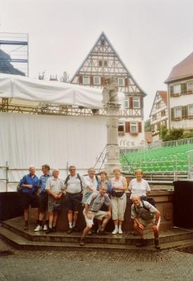 2003_04_02 Herrenberg, Stadtführung