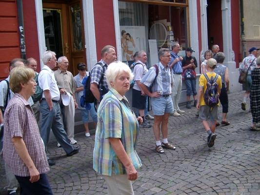 2003_06_03 Heidelberg, Stadtführung