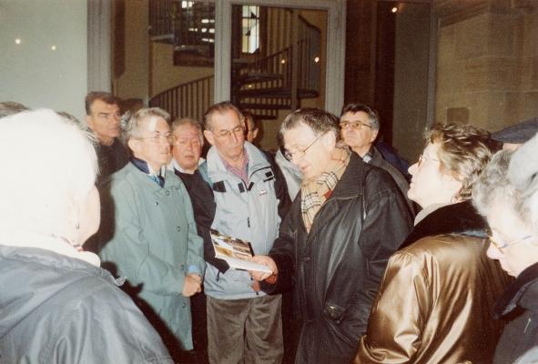 2004_04_07 Stuttgart, In der Stiftskirche