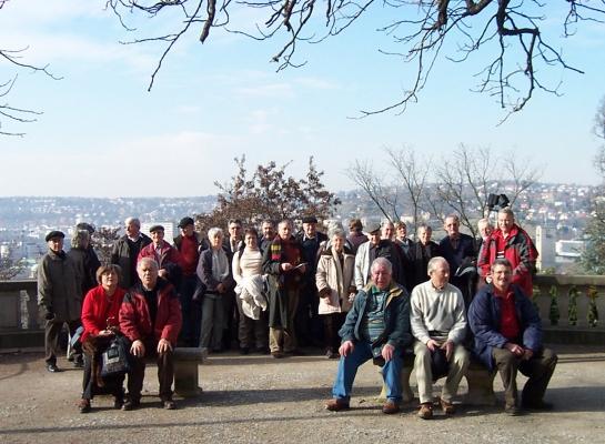 2005_02_09 Stuttgart-Ost, Besuch der Villa Reitzenstein