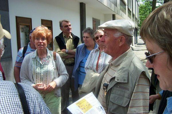 2005_06_08 Freiburg, Stadtführung