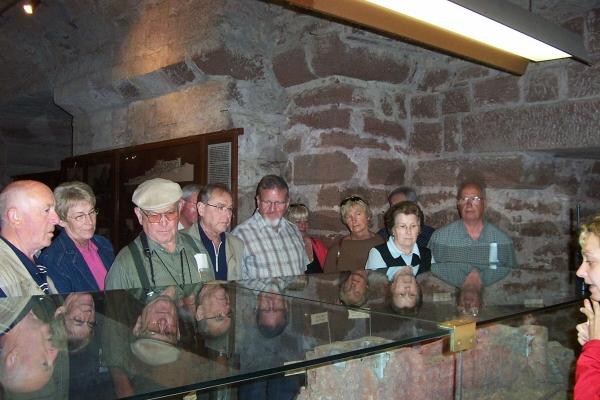 2005_06_15 Jahresausflug ins Elsass, Haute Koenigsbourg
