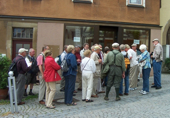 2005_07_06 Marbach a.N., Stadtführung