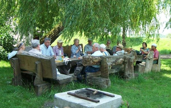2005_07_13 Hildrizhausen, Rucksackvesper