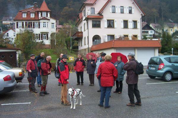 2005_11_16 Hirsau, Grabbenescht