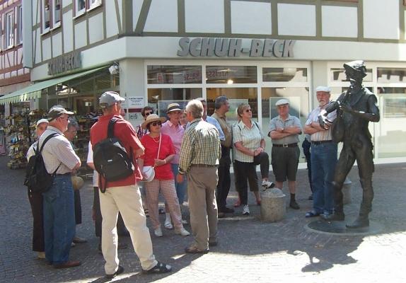 2006_06_15 Bad Urach, Stadtführung