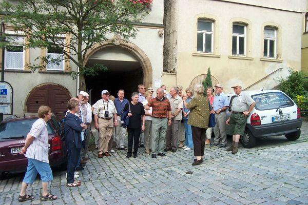 2006_09_06 Weinsberg, Aufstieg zur Burg