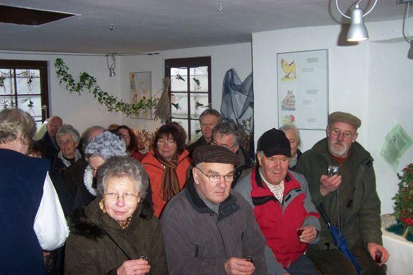2006_12_09 Bad Wimpfen, Stadtführung-Kräuterschluck