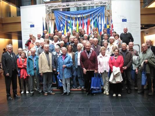 2007_09_05 Straßburg, Besuch beim Europarat