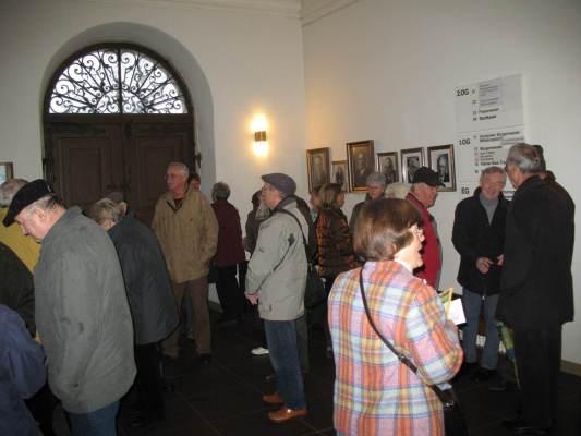 2007_11_14 Heimsheim, Besuch im Rathaus