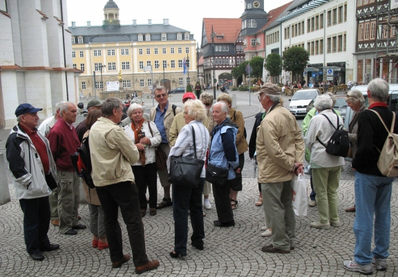 2008_05_27 Jahresausflug nach Thüringen, Eisenach