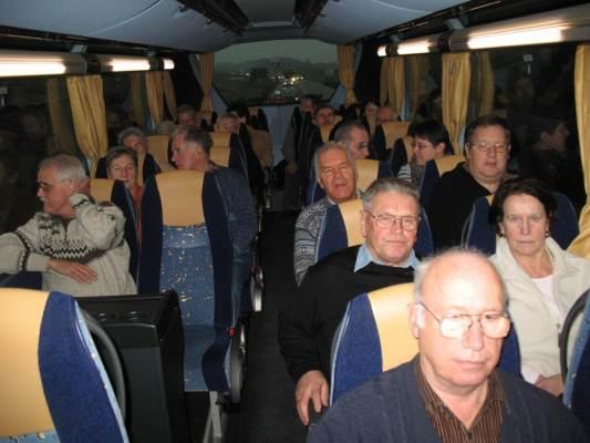 2009_01_28 München, Fahrt zum Deutschen Museum