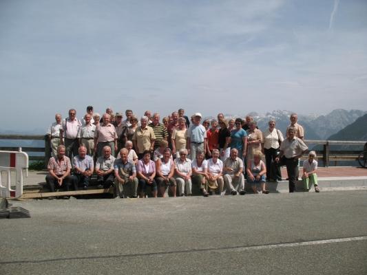2010_06_10 Jahresausflug ins Salzburger Land