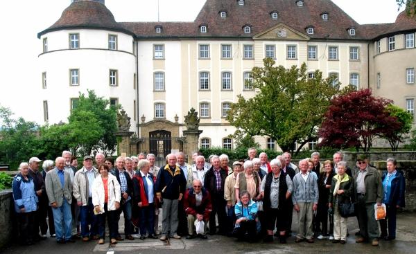 2011_05_12 Langenburg, Schlossführung