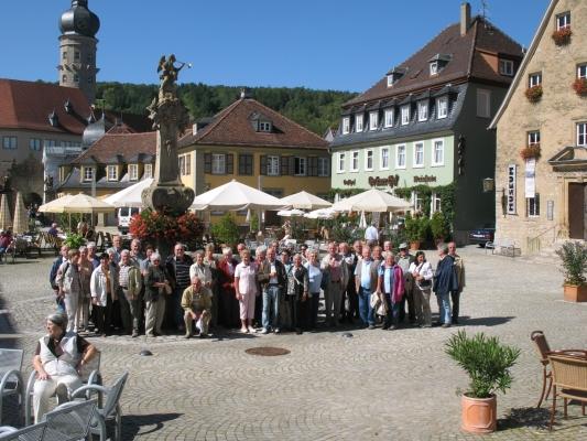 2011_09_14 Weikersheim, Schloßführung