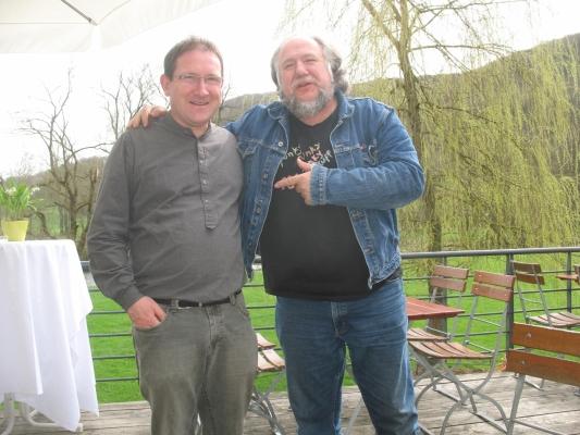 2013_04_17 Pfarrer Glaser und Bernulf Schlauch
