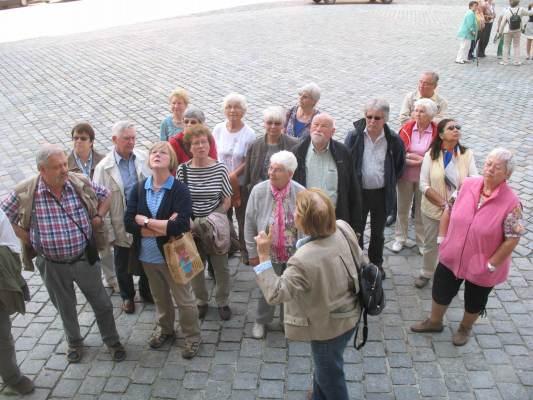 2013_06_12 Regensburg, Domführung
