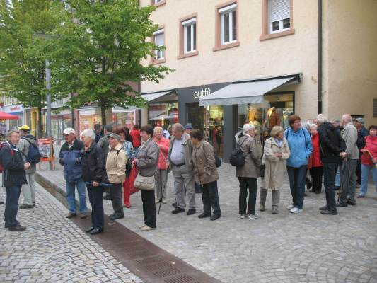 2013_09_11 Villingen, Stadtführung
