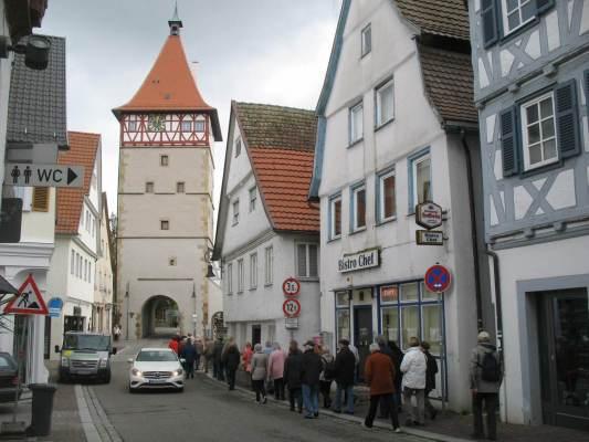 2013_10_16 Waiblingen, Historische Stadtführung