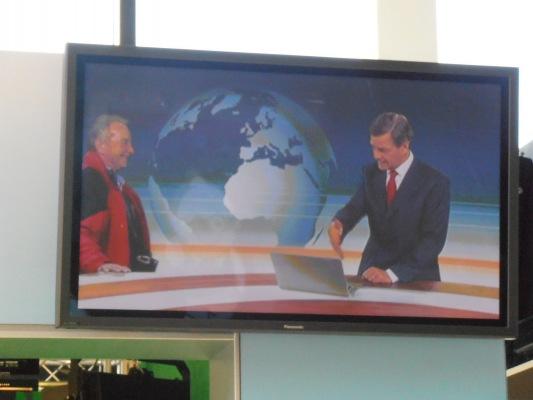 Mainz, Besuch im ZDF
