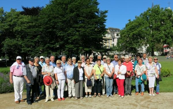 2014_06_12 Aachen, Jahresausflug