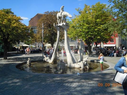 2015_09_09  Überlingen, Bodenseereiter