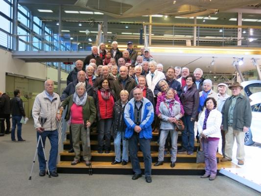 2015_10_14 Rastatt, Daimler-Benz, Werksbesichtigung