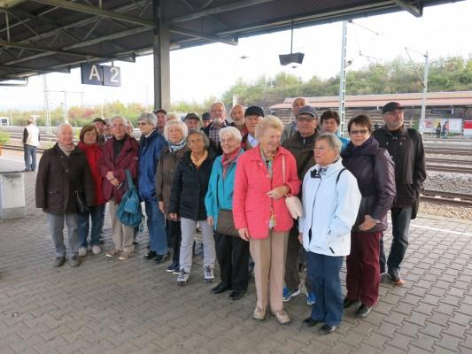 2016_10_12 Wanderung in Stuttgart zum Fernsehturm