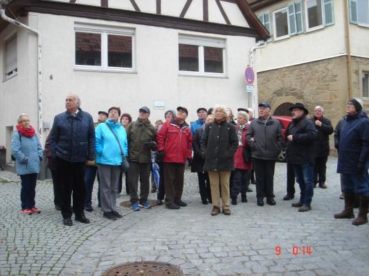 2016_11_09 Lienzingen, Historische Führung
