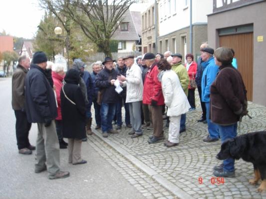 2016_11_09 Lienzingen, Historische-Führung